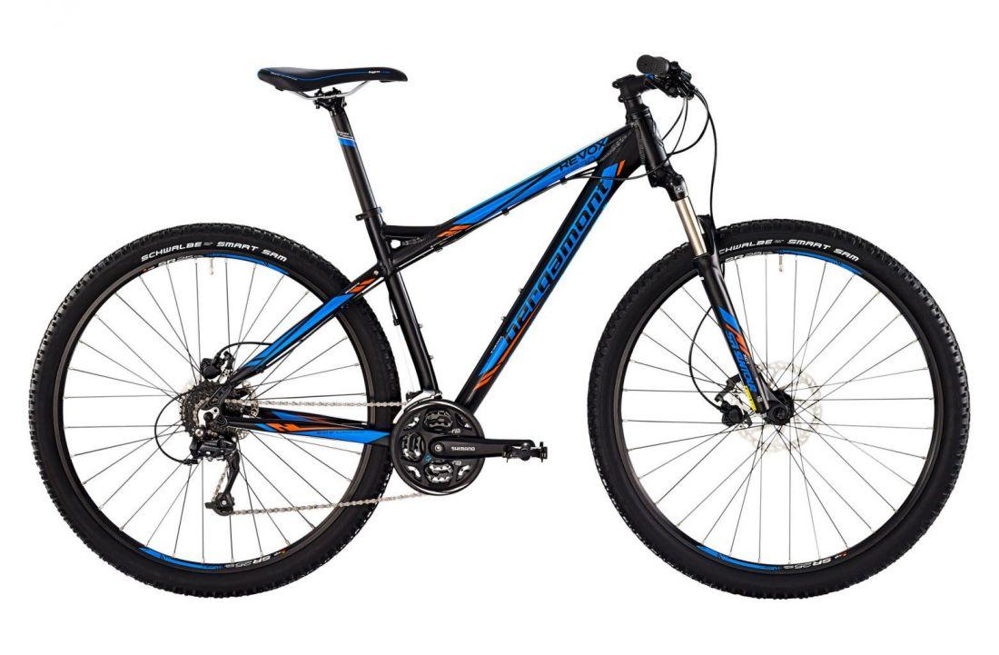 Велосипед горный Bergamont Revox 4.0 (2015)