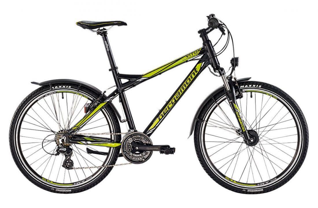 Велосипед горный Bergamont Vitox 5.0 EQ (2015)