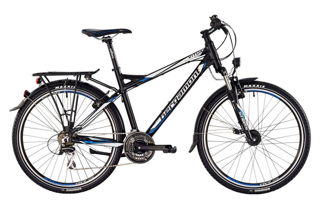 Велосипед горный Bergamont Vitox ATB Gent C1 (2015)