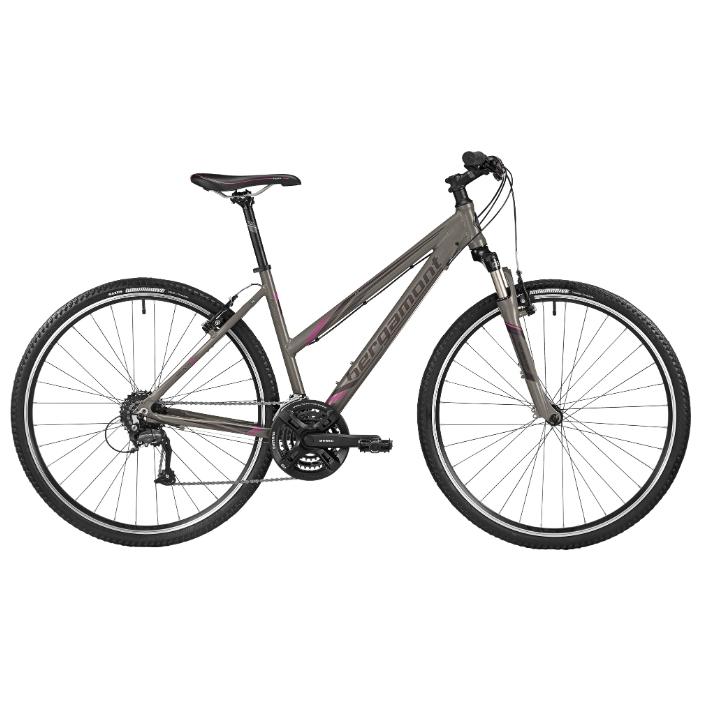 Велосипед городской Bergamont Helix 3.0 Lady (2016)