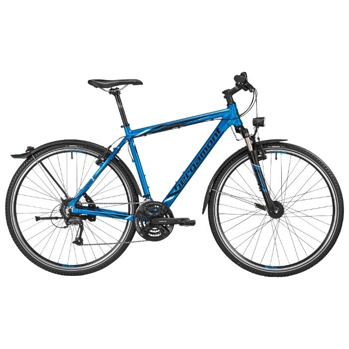 Велосипед городской Bergamont Helix 4.0 EQ Gent (2016)