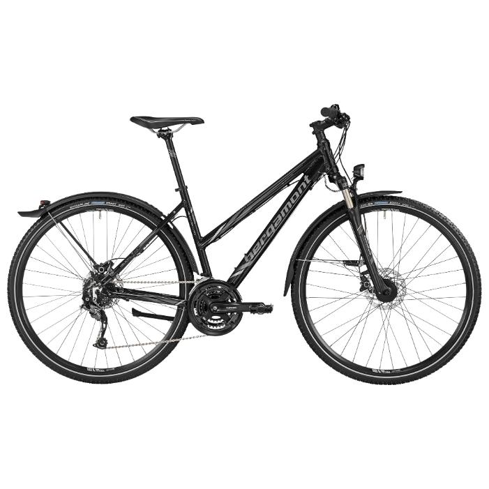 Велосипед городской Bergamont Helix 6.0 EQ Lady (2016)