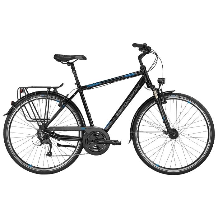 Велосипед городской Bergamont Horizon 4.0 Gent (2016)
