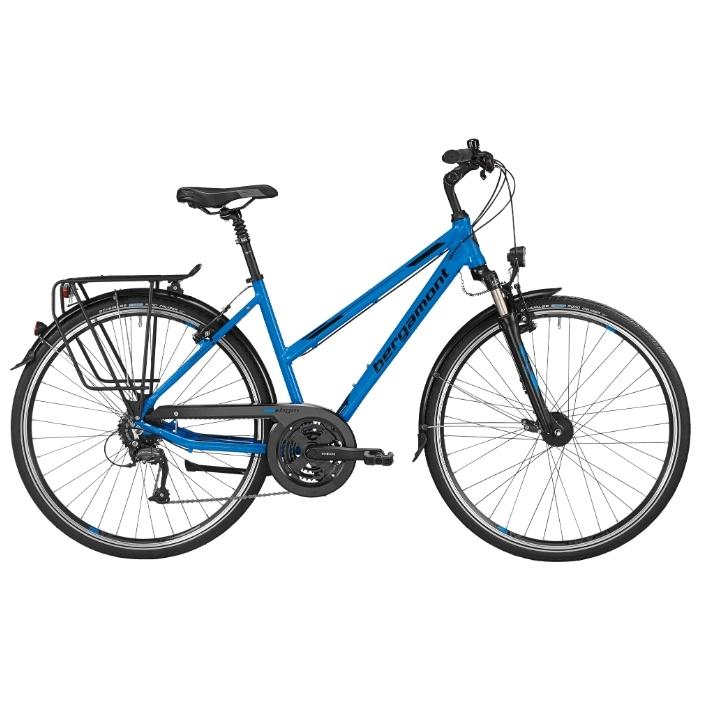 Велосипед городской Bergamont Horizon 4.0 Lady (2016)