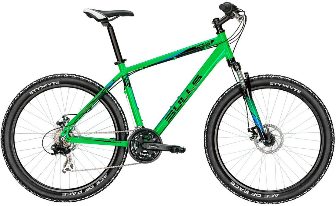 Велосипед горный Bulls Pulsar Eco (2016)