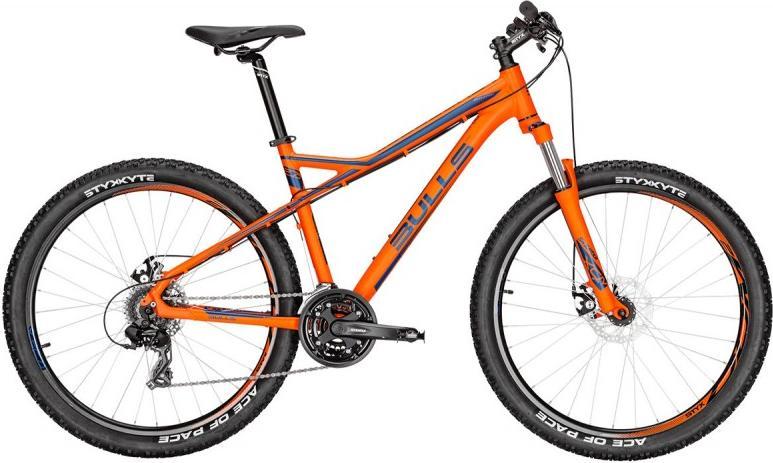 Велосипед горный Bulls Sharptail 1 Disc 27,5 (2016)