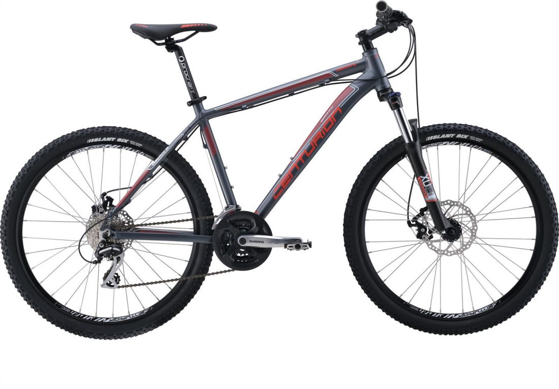 Велосипед горный Centurion Backfire 50.26 (2016)