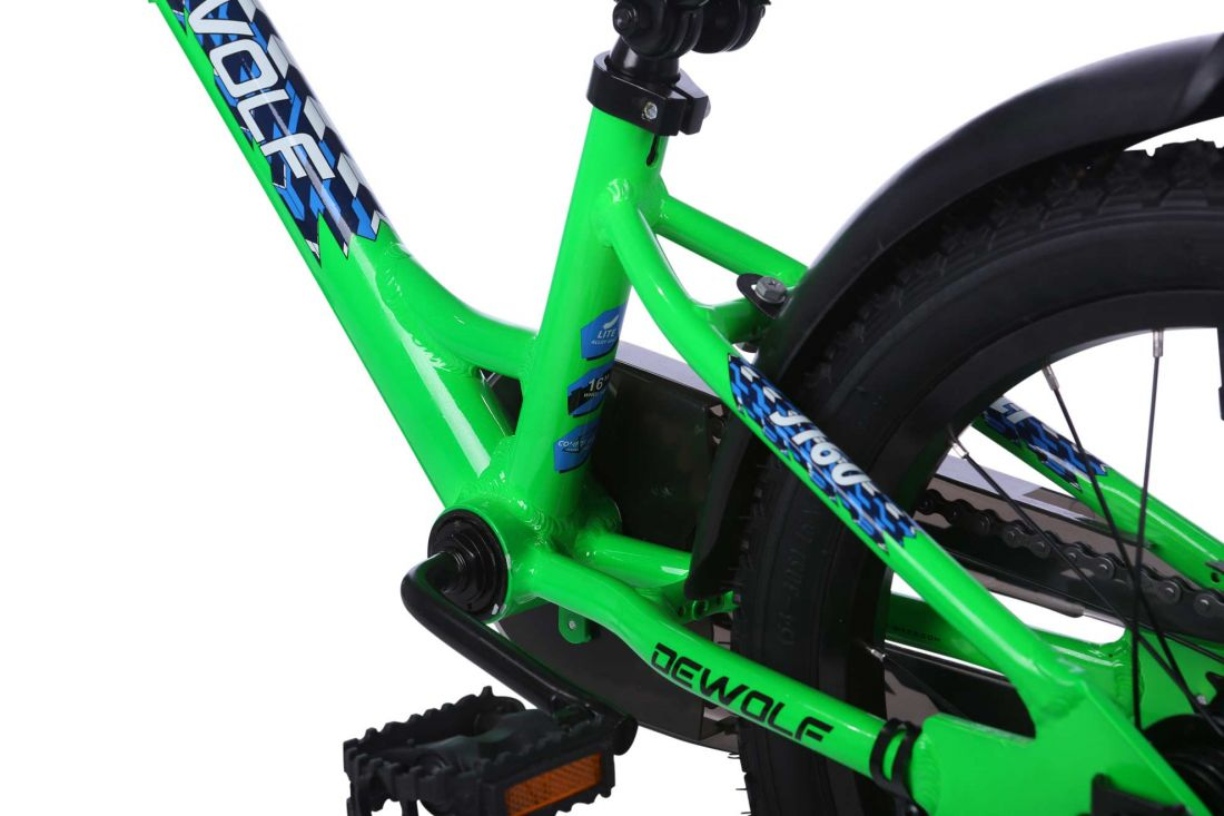 Городской велосипед DEWOLF