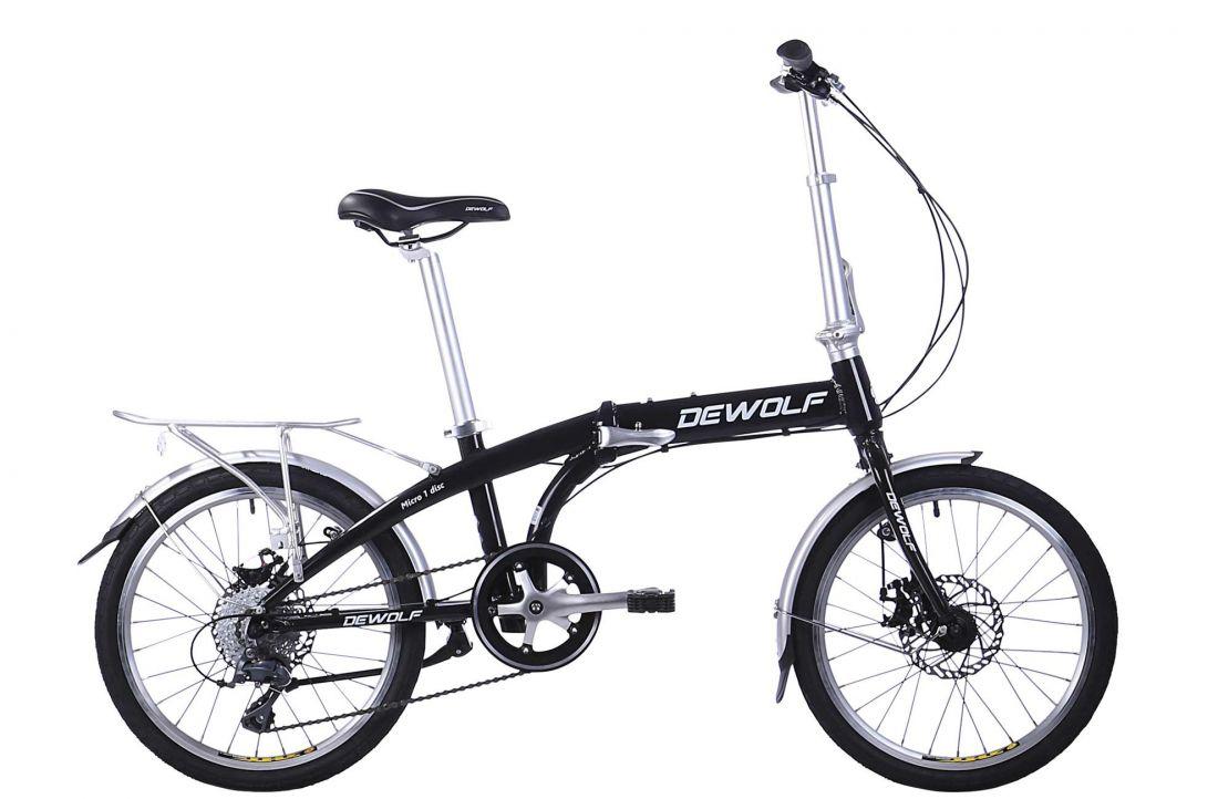 Складной велосипед Dewolf Micro 1 (2016)