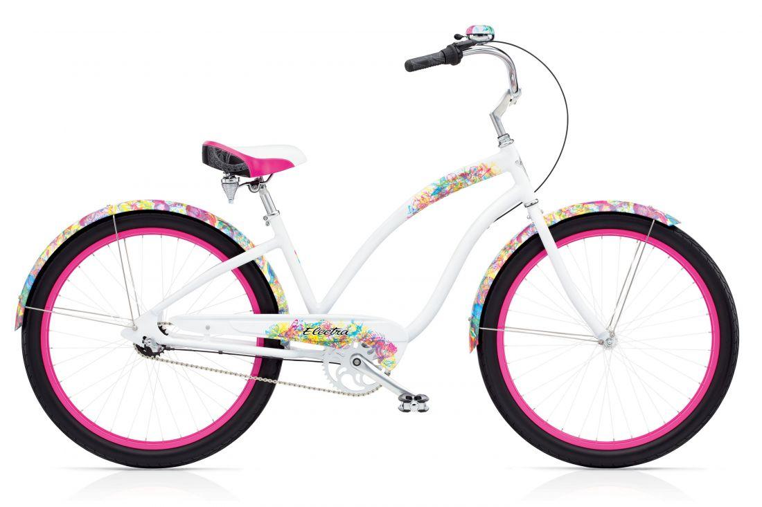 Круизер велосипед Electra Chroma 3i Ladies (2017)