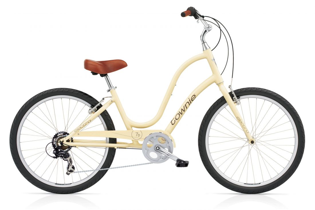 Круизер велосипед Electra Townie Original 7D Ladies (2017)