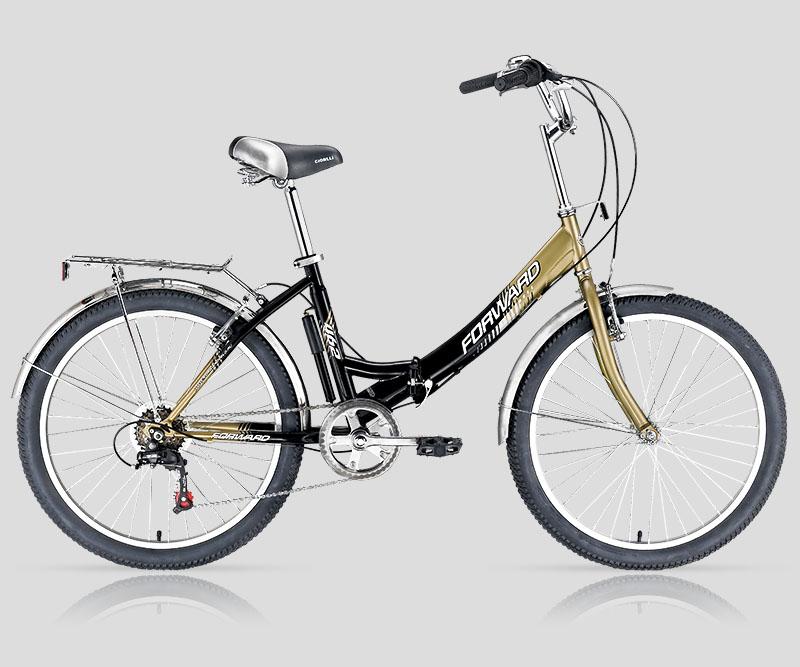 Складной велосипед Forward VALENCIA 462 (2013)