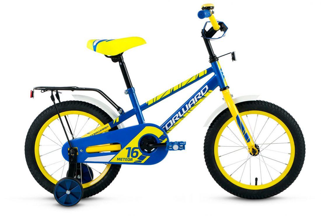велосипед форвард 16