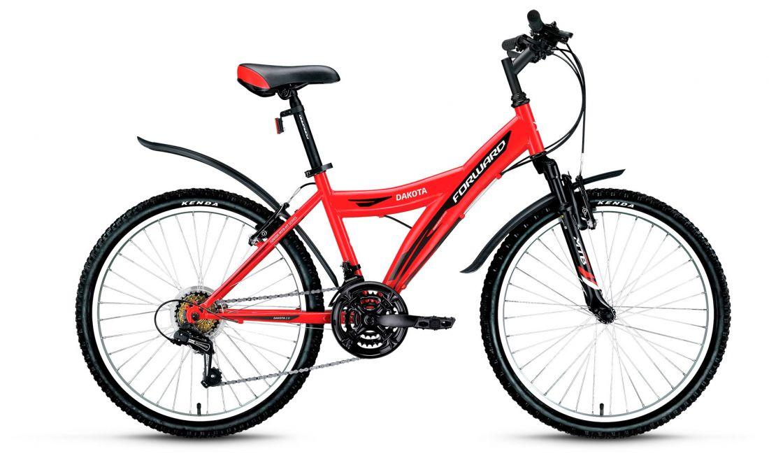 фото велосипед форвард подростковый