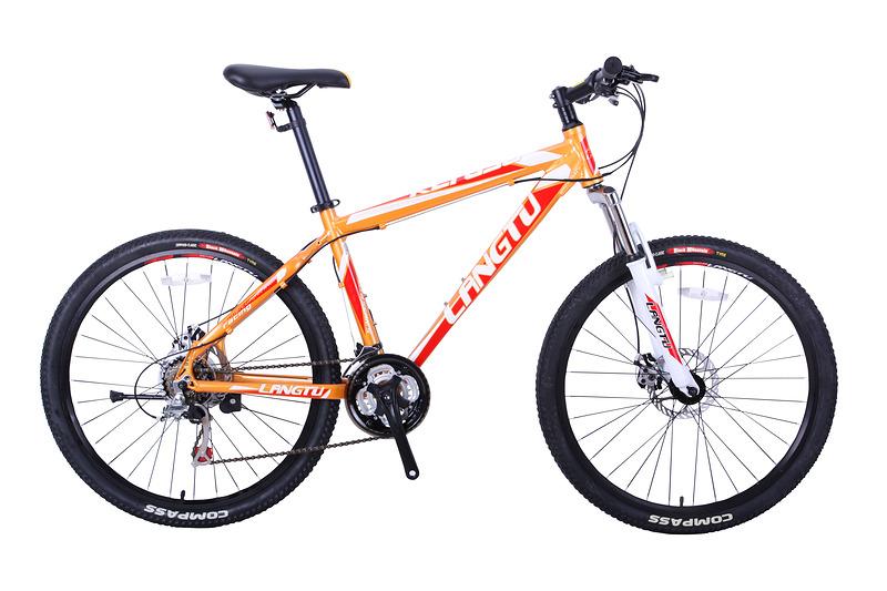 Велосипед горный Langtu KLT 690 (2014)