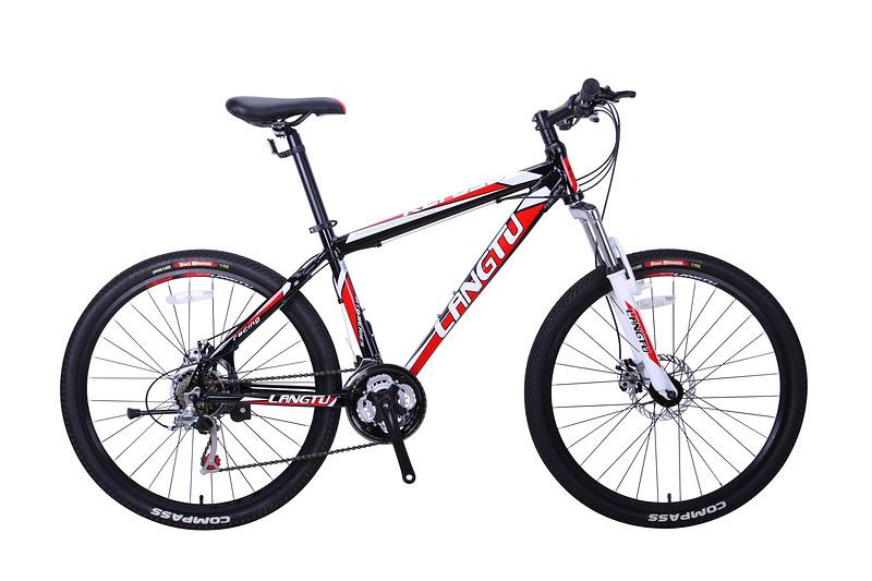 Велосипед горный Langtu KLT 690 (2015)