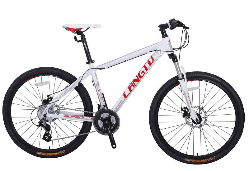 Велосипед горный Langtu KLT 800 (2015)