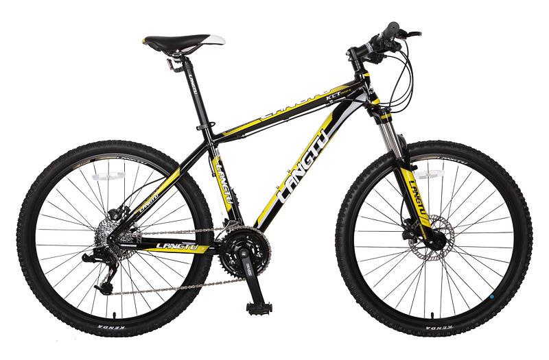 Велосипед горный Langtu KLT 802A (2014)