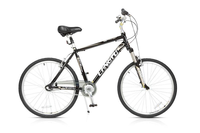 Городской велосипед Langtu KH 3.1 (2015)