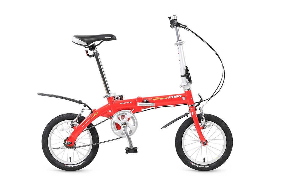 Велосипед складной Langtu KABN MK 1401 (2016)