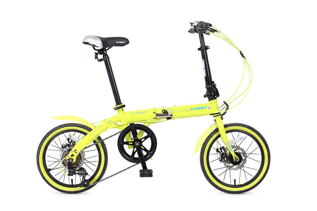 Велосипед складной Langtu KABN MT 1606 (2016)