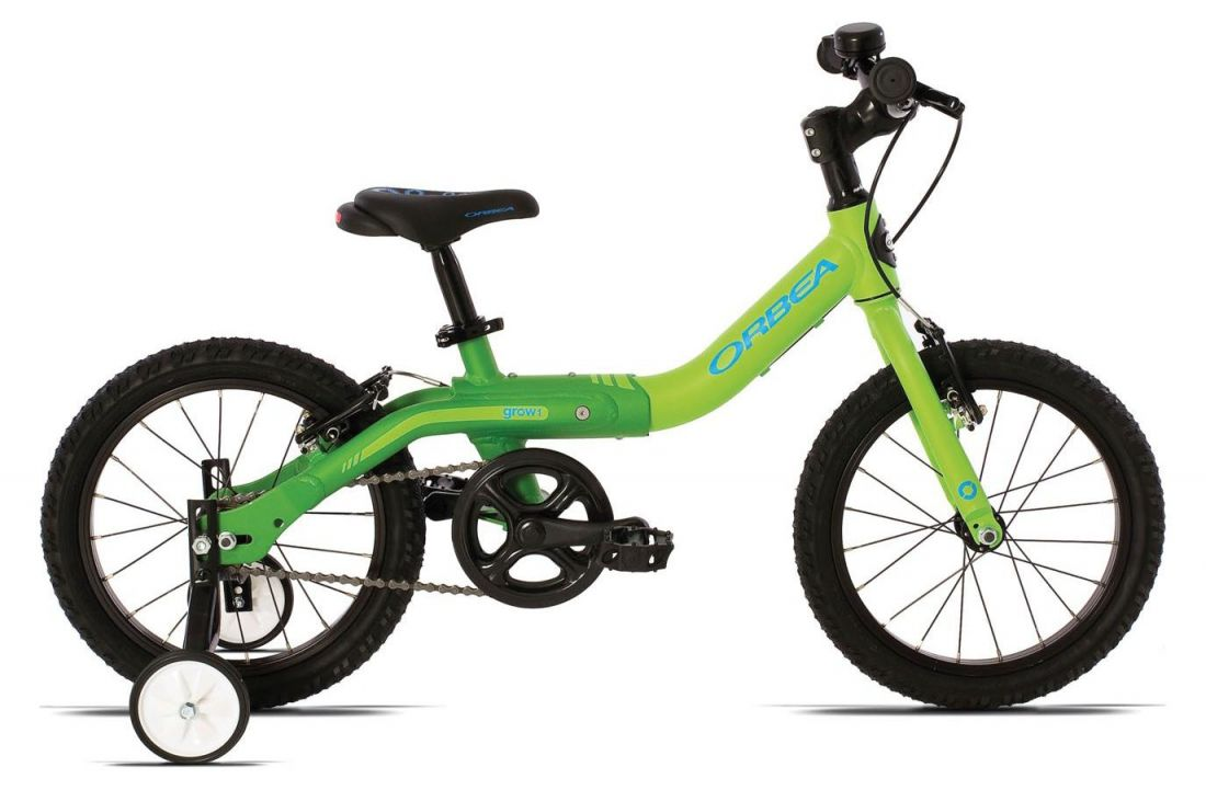 Детский велосипед Orbea Grow 1 (2015)