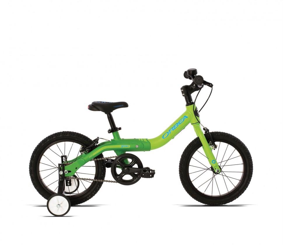 Детский велосипед Orbea Grow 1 (2016)