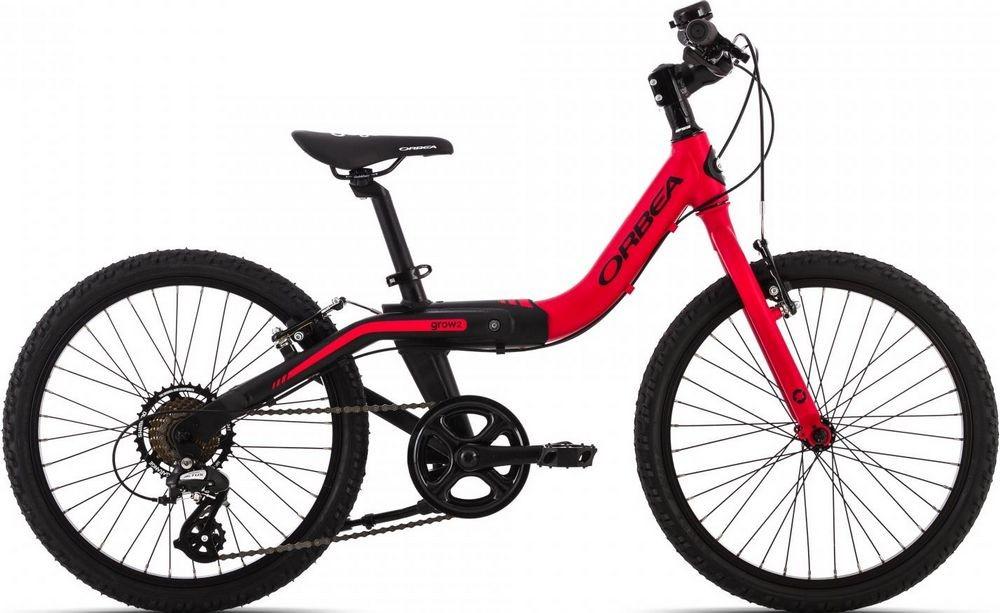 Детский велосипед Orbea Grow 2 7V (2016)