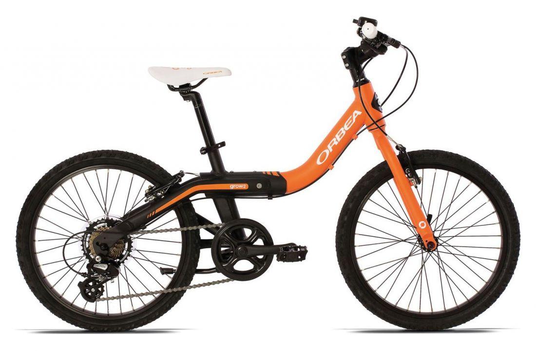 Детский велосипед Orbea Grow 2 7sp (2015)