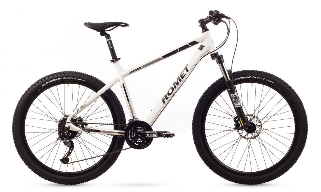 Горный велосипед Romet Rambler 27,5 3 (2016)