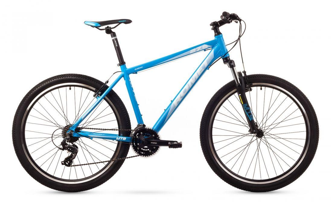 Горный велосипед Romet Rambler 27,5 1 (2016)