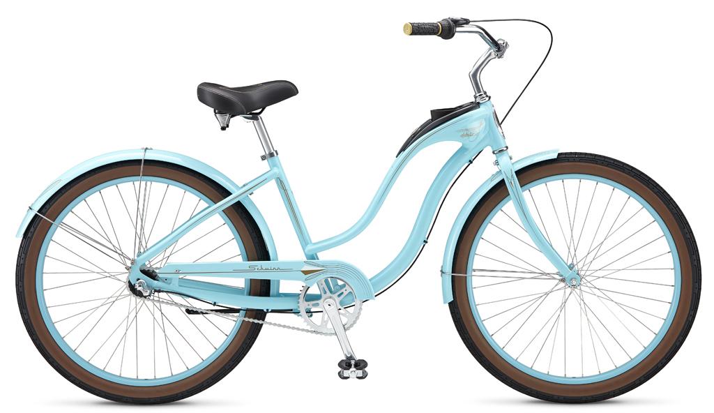 Женский круизер велосипед Schwinn Debutante (2015)