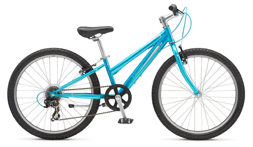 Подростковый велосипед Schwinn Ella 24 (2016)