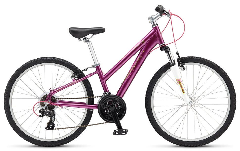Подростковый велосипед Schwinn Lula 24 Girls (2016)