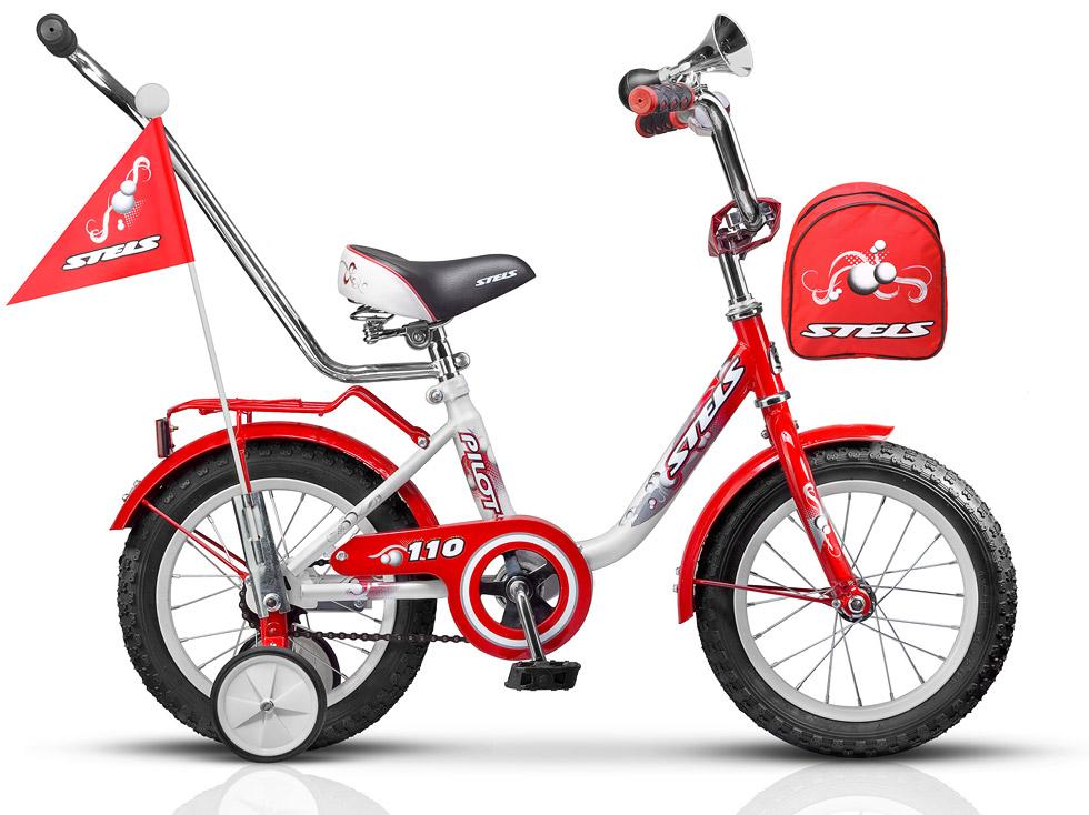 Детский велосипед Stels Pilot 110 14 (2013)