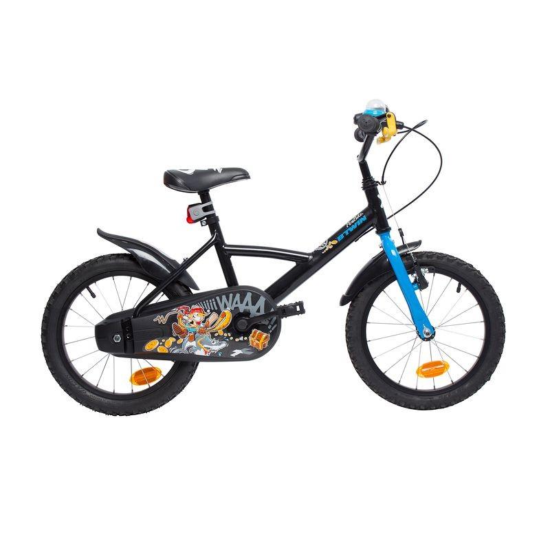 "Детский велосипед B'twin 16"" Jack Pirabike (2015)"