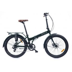 Складной велосипед Shulz Easy Fat (2020)