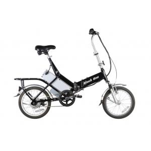 Электровелосипед Black One B1 EZGO 16 (2012)