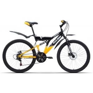 Двухподвес велосипед Black One Phantom Disc (2014)