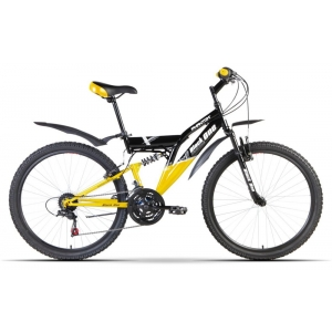 Двухподвес велосипед Black One Phantom (2014)