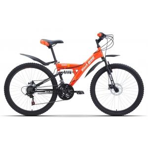 Велосипед подростковый Black One Rock Disc (2014)