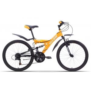 Велосипед подростковый Black One Rock (2014)