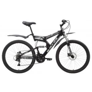 Двухподвес велосипед Black One Hooligan FS disc (2015)