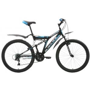 Двухподвес велосипед Black One Phantom (2015)