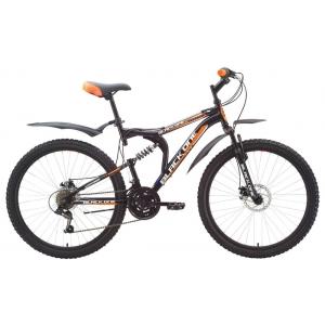 Двухподвес велосипед Black One Totem (2015)