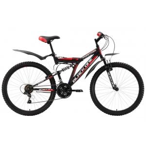 Двухподвес велосипед Black One Phantom (2016)