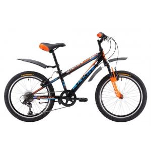Детский велосипед Black One Ice 20 (2017)