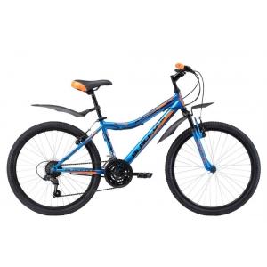 Подростковый велосипед Black One Ice 24 (2017)