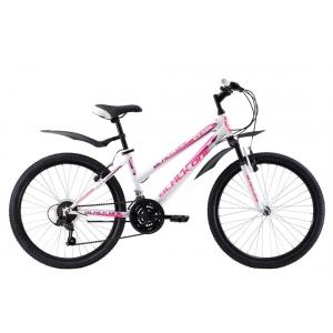 Подростковый велосипед Black One Ice Girl 24 (2017)