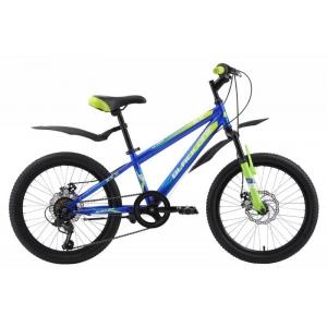 Детский велосипед Black One Ice 20 D (2018)